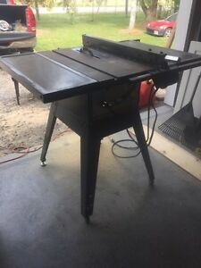 "10"" table saw  Kawartha Lakes Peterborough Area image 1"