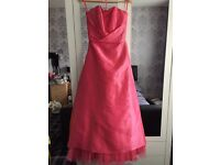 Sasha james prom dress