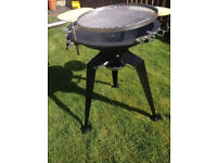 Shallow charcoal bbq - new in box