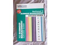 Leckie & Leckie Nat 5 success books.