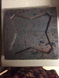 Gorgeous Victorian quarry floor tiles