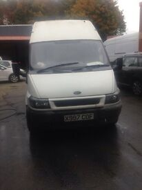 Ford transit 2.4 12 months m.o.t as you see