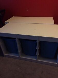2 storage systems from ikea
