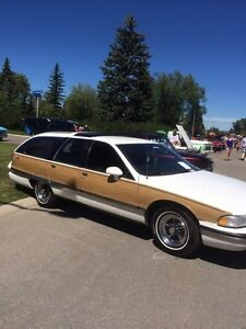 93 Roadmaster Estate Wagon SELL OR TRADE!!