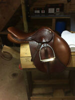 County English Saddle selle classique