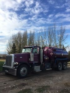 Pressure truck for rent/lease