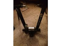 Cycleops and elite turbo trainer