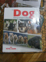 BRAND NEW - THE DOG ENCYCLOPAEDIA (All Breeds) by Royal Canin