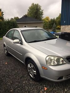 2004 Chevrolet Optra West Island Greater Montréal image 7