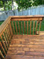 Exterior Wood and other surface Cleaning / Restoration