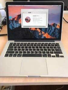 MacBook Pro 13 inch early 2015 512GB SSD 8GB ram i5 2.9GHz Sydney City Inner Sydney Preview