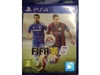For swap, I have Fifa 15 on PS4 and would like to swap it for Fifa 15 or better on the PC