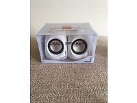 Brand Brand New- urban factory mini speakers