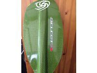 Select Ww1 kayak paddle 200cm RH 45 cranked