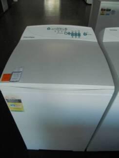 Second hand Fisher & Paykel washing machine 5.5 KG T/L ( SWM 585)