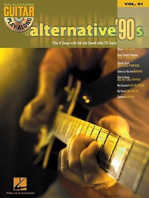 Alternate Tunings for Guitar Sheet Music Guitar Book and CD NEW 002503476