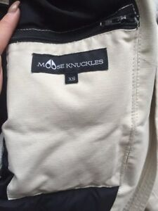 Moose Knuckle XS - Mint condition