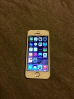 IPHONE 5S 16GIG ROGERS/FIDO