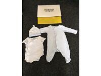Mamas & Papas Baby boy 3 piece suit