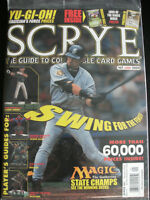Scrye Magazine #67 Jan 2004 (NEW & FACTORY SEALED)