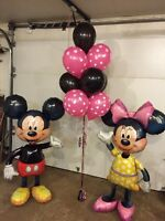 NEED HELIUM BALLOONS DONE?? CONTACT A-Z RENTALS