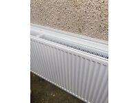 Double radiators double convector