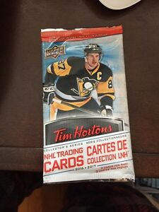 2016-17 Tim Hortons Hockey Cards looking to trade