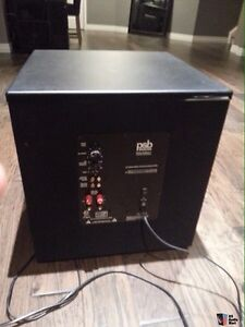 """PSB Subsonic 7 15"""" Powered Sub"""