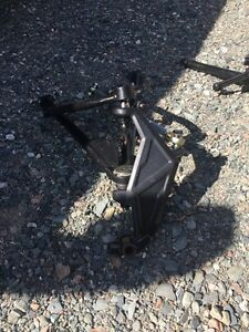 Front suspension skidoo xm-xs
