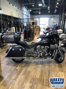 2019 Indian Motorcycle Roadmaster Steel Gray Smoke / Thunder Bla