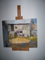 - DRYING HANGING EASEL -