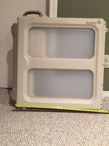 Safety 1st Baby Gate, or Puppy Gate