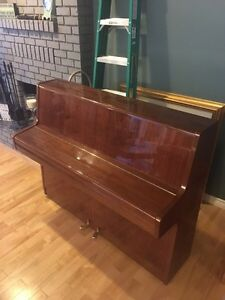 Samick piano for sale Prince George British Columbia image 1