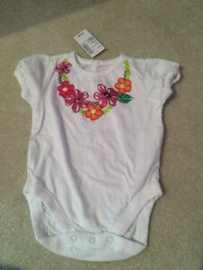 Girl's onesie -  new with tags -