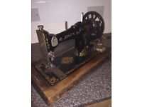 Two vintage sewing machine £50