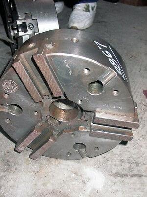 10 Inch Autoblok 3 Jaw Power Chuck 250 Hml-3