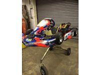Synergy Cadet Go Kart 2015