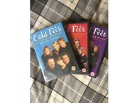 Cold Feet complete season 1, 2,3 & 4 new and sealed