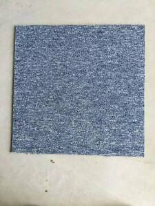 New Blue carpet Tiles $19/sqm clearing quickly Kingston Logan Area Preview
