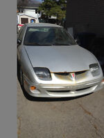 2002 Pontiac Sunfire SX Sedan