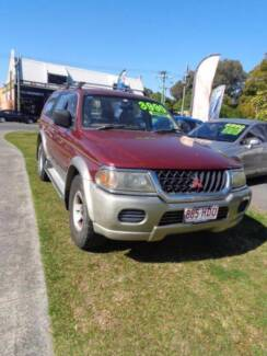 2000 Mitsubishi Challenger Wagon Surfers Paradise Gold Coast City Preview