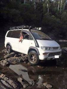 Mitsubishi Delica Beast 4x4 Campervan LOADED with Accessories Scarborough Stirling Area Preview