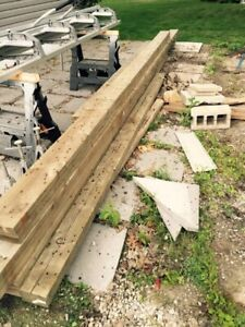 2x6x12 Pressure Treated | Kijiji in Ontario  - Buy, Sell & Save with