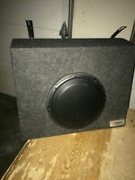 "10 "" focal performance subwoofer"