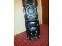 Goodmans GMN02BT Hi-Fi System with CD Player and Bluetooth