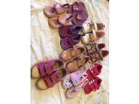 girls 4 5 7 footwear