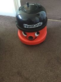 Numatic hoover brand new