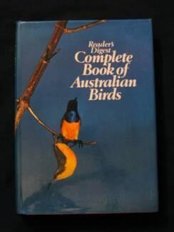 [Birds] Complete Book Of Australian Birds [1st Ed Hardback]