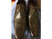 Mens. Size 9 brogues from Next