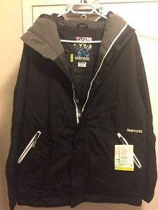 Brand New Burton Snowboarding Jacket With Tags